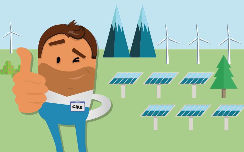 Energia Luce: Energia elettrica da fonti rinnovabili